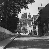 Foto der Nordseite vom Anfang des 20. Jahrhunderts. (Foto privat)